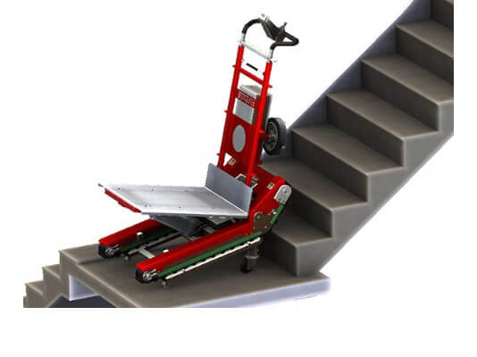 Domino Stair Climber